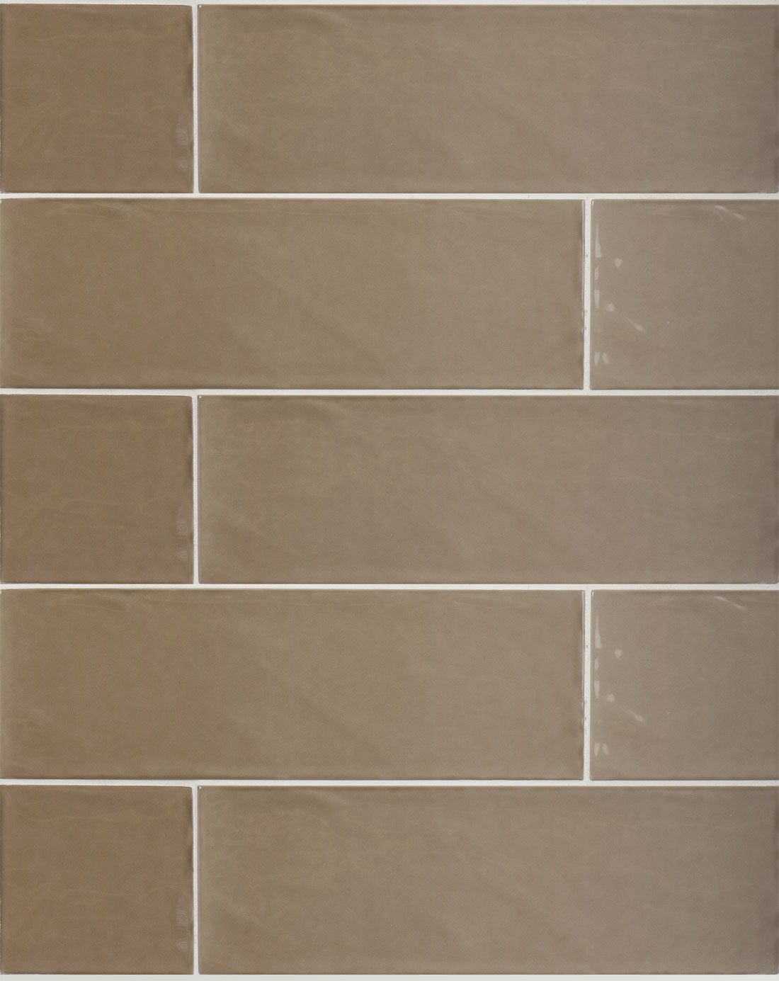 Bulevar Ripple Antique Moka Wall Tile Kitchen Tiles Direct