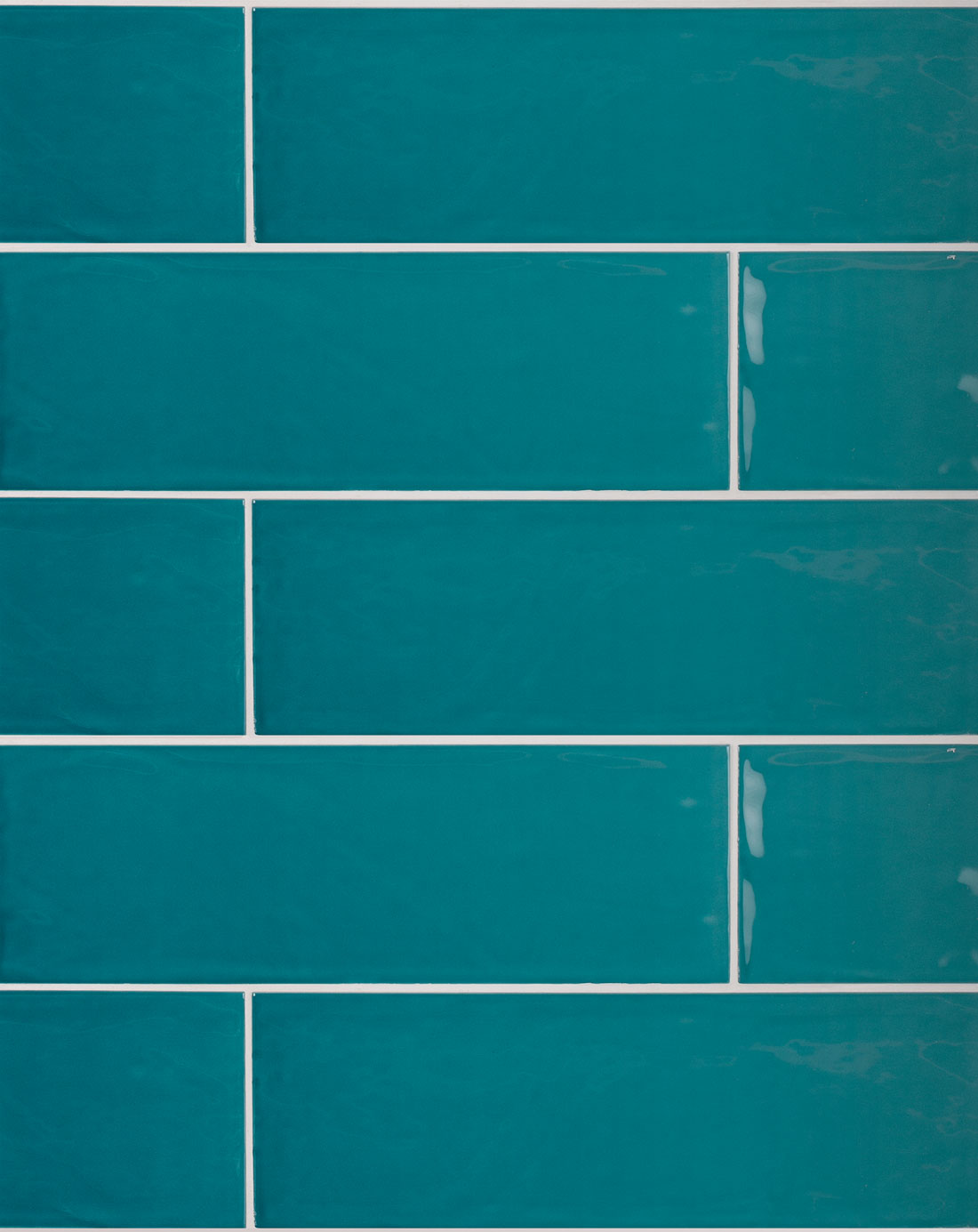 Bulevar Ripple Antique Royal Azul Wall Tile - Kitchen Tiles Direct