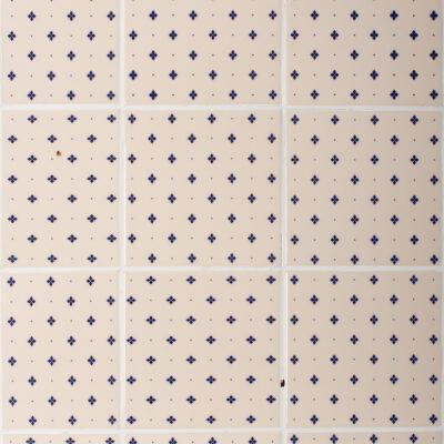 Louise Blue Decor Kitchen Wall Tiles